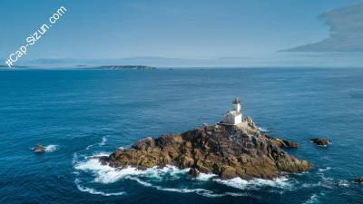 Le phare de Tevennec